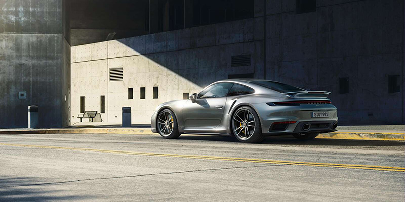 New Porsche 911 Turbo for Sale Owings Mills MD