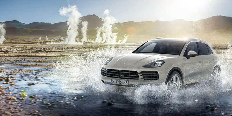 New Porsche Cayenne for Sale Wilmington NC