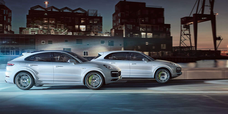 New Porsche Cayenne for Sale Denver CO