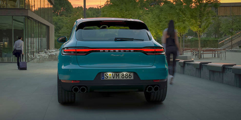 New Porsche Macan for Sale Wilmington NC
