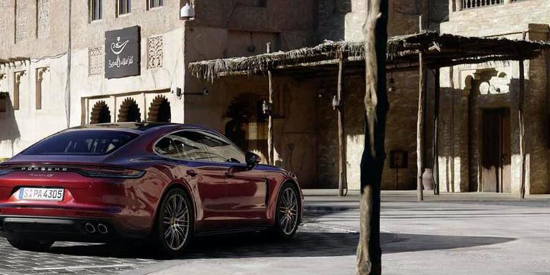 New Porsche Panamera for Sale Denver CO
