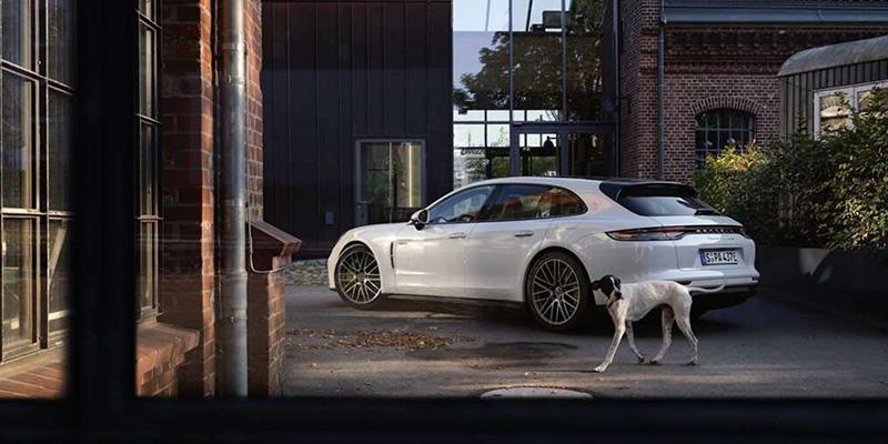 2021 Porsche Panamera performance