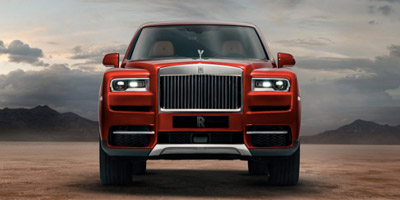 New Rolls-Royce Cullinan for Sale Charleston SC