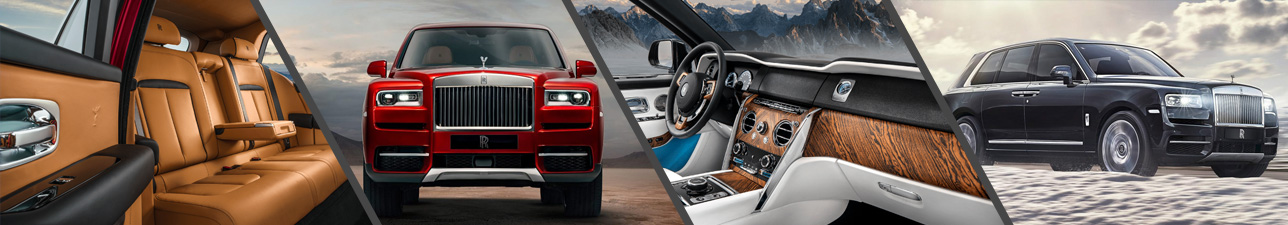 2019 Rolls-Royce Cullinan For Sale Charleston SC | Mount Pleasant