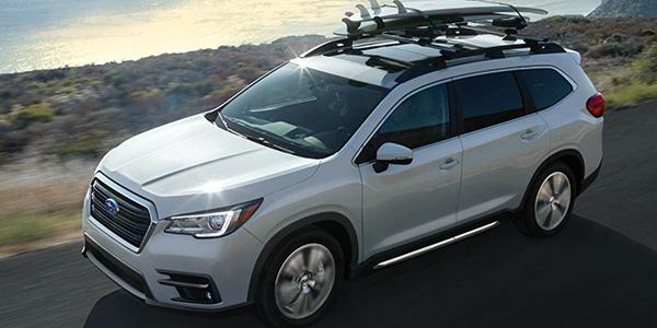 2020 Subaru Ascent performance