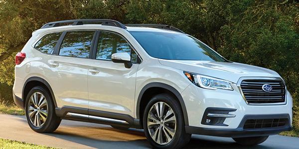 2020 Subaru Ascent technology