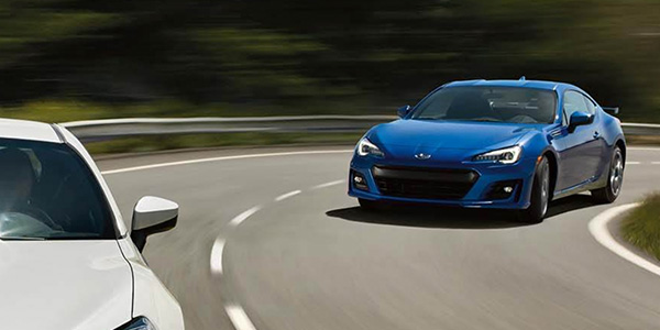 2020 Subaru BRZ technology