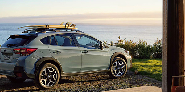 2020 Subaru Crosstrek design