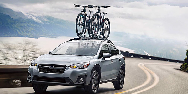 2020 Subaru Crosstrek technology