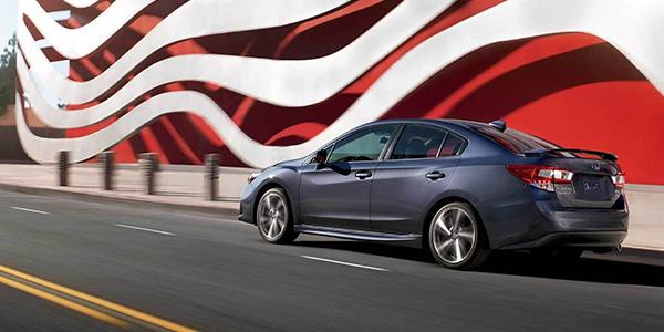 2020 Subaru Impreza performance