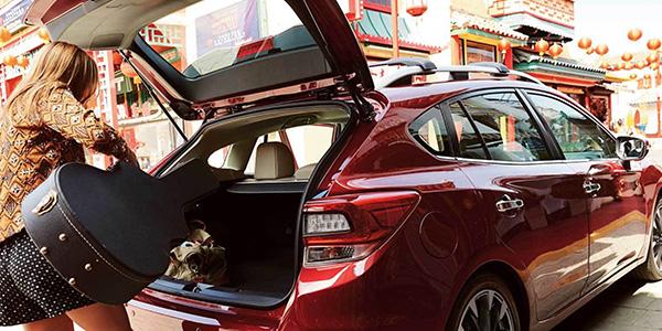 2020 Subaru Impreza design