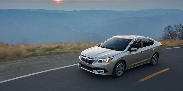 2020 Subaru Legacy performance