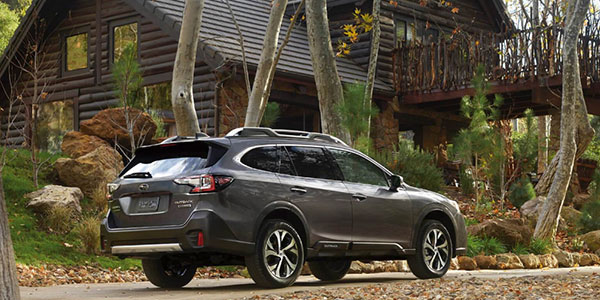 2020 Subaru Outback performance