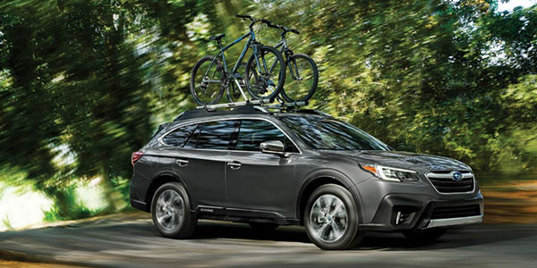 2020 Subaru Outback technology