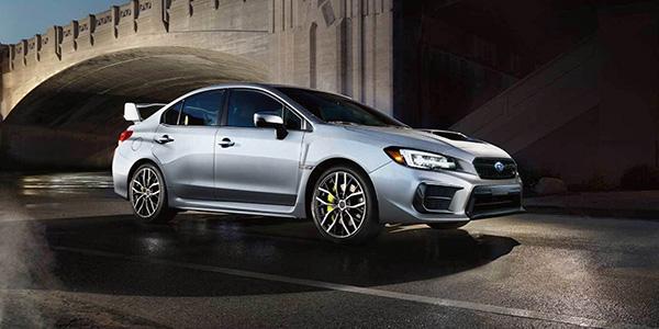 2020 Subaru WRX performance