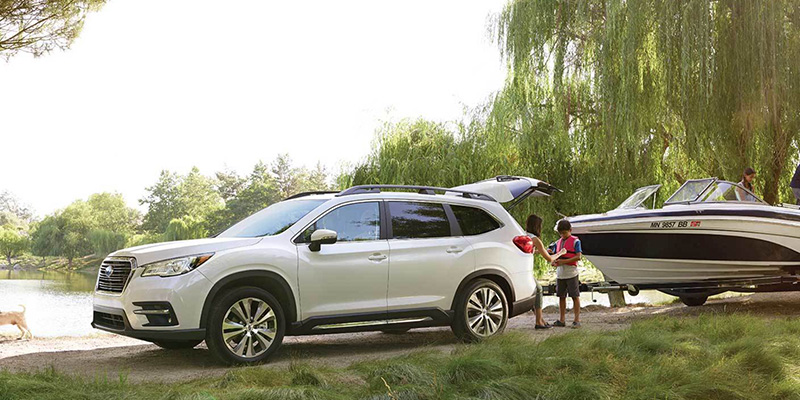 New Subaru Ascent for Sale Delray Beach FL