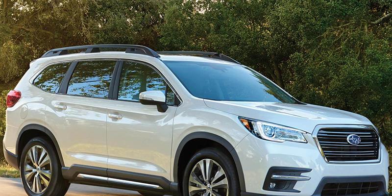 2021 Subaru Ascent design
