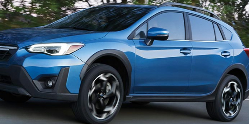 2021 Subaru Crosstrek design