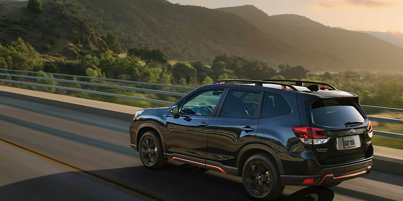 New Subaru Forester in Wilmington NC
