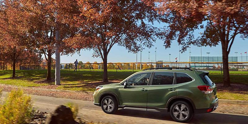 2021 Subaru Forester technology