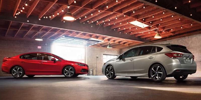 2021 Subaru Impreza technology