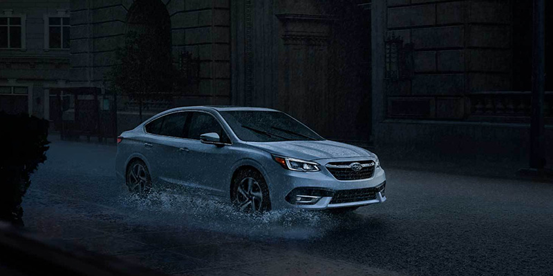 2021 Subaru Legacy technology