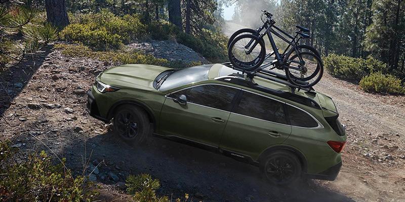 2021 Subaru Outback performance