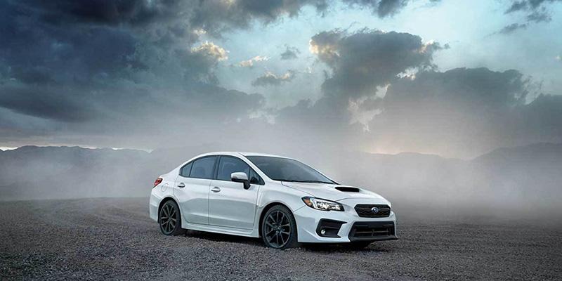 2021 Subaru WRX technology