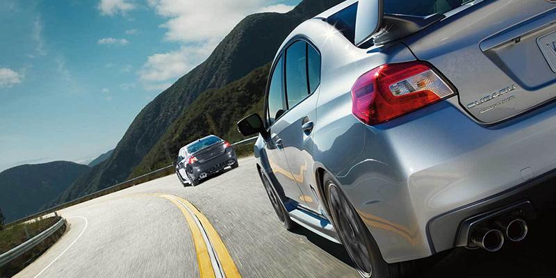 2021 Subaru WRX performance