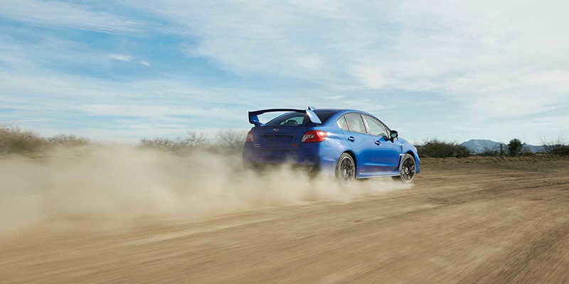 2021 Subaru WRX design