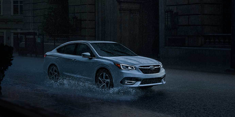 2022 Subaru Legacy technology