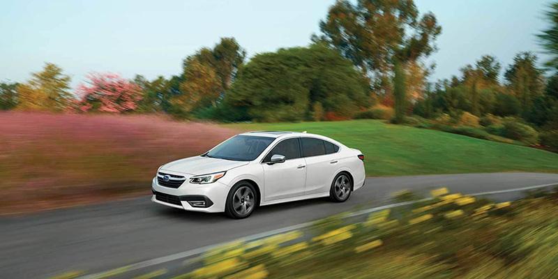 2022 Subaru Legacy design