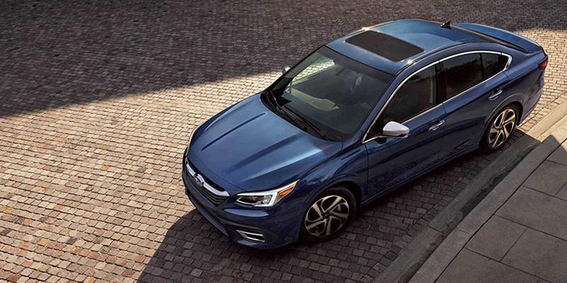 2022 Subaru Legacy performance