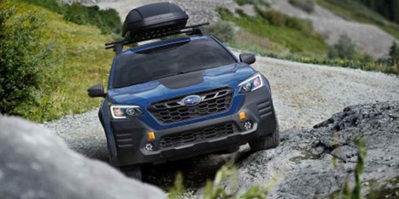 2022 Subaru Outback Wilderness design