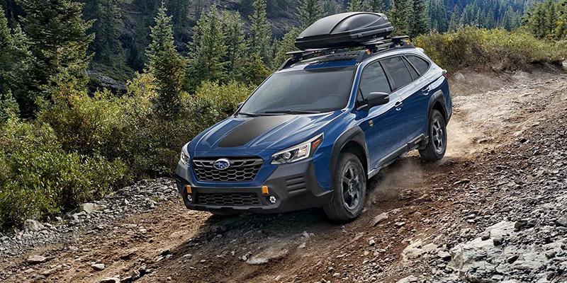 2022 Subaru Outback Wilderness technology