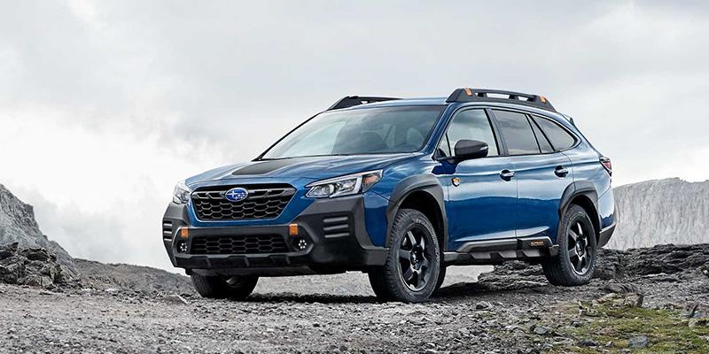 2022 Subaru Outback Wilderness performance