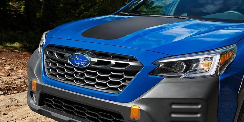 2022 Subaru Outback design