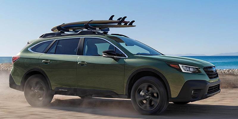 2022 Subaru Outback performance