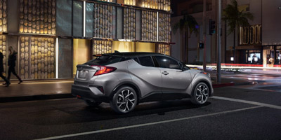 New Toyota C-HR for Sale Pensacola FL