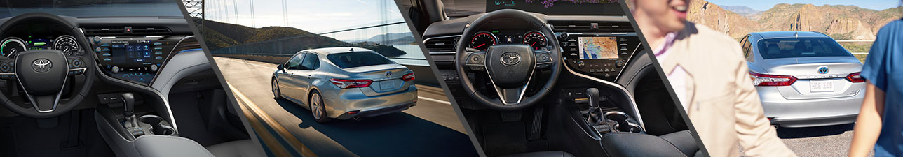 2019 Toyota Camry Hybrid For Sale Amarillo TX | Lubbock