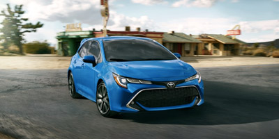 New Toyota Corolla Hatchback for Sale Charleston SC