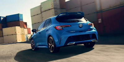 New Toyota Corolla Hatchback for Sale Sanford NC