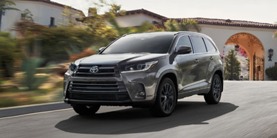 New Toyota Highlander Hybrid for Sale Charleston SC