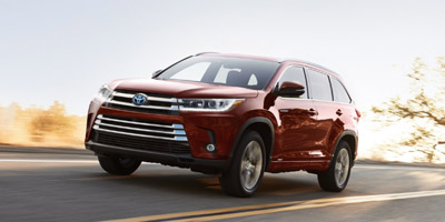 New Toyota Highlander Hybrid for Sale Amarillo TX