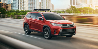 New Toyota Highlander for Sale Amarillo TX