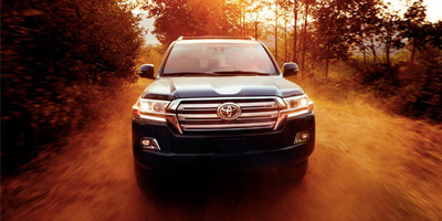 New Toyota Land Cruiser for Sale Pensacola FL