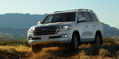 New Toyota Land Cruiser for Sale Columbia SC