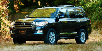 New Toyota Land Cruiser for Sale Charleston SC