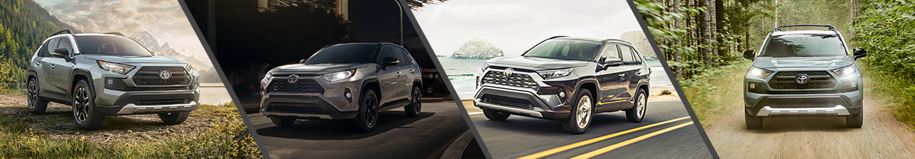 2019 Toyota RAV4 Hybrid For Sale Burlington NC | Greensboro