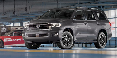New Toyota Sequoia for Sale Amarillo TX